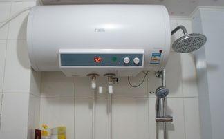 热水器领跑家电市场 健康洗浴持续升级